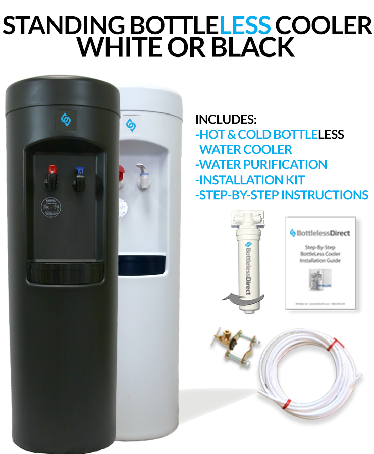 Bottleless Cooler Standing Bottleless Direct
