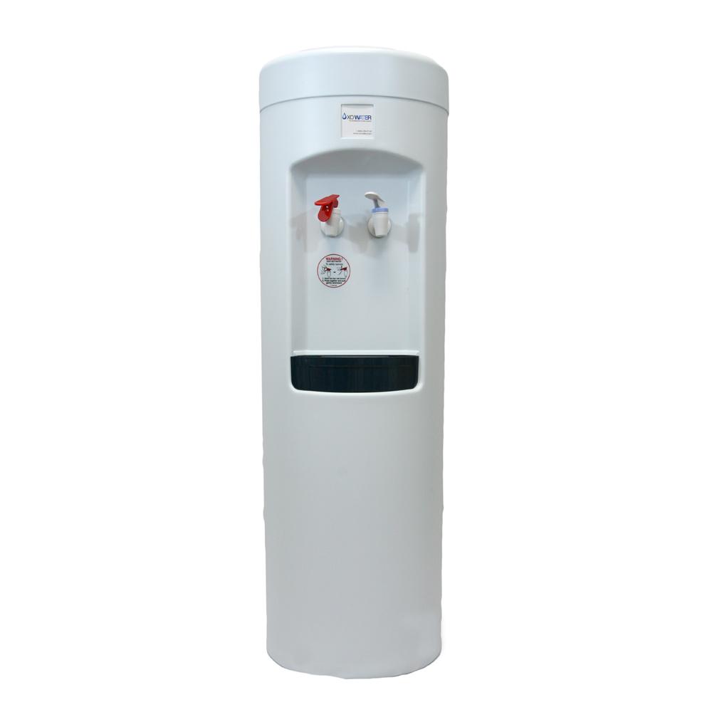 BDX1-W BottleLess Water Cooler - White - Standing