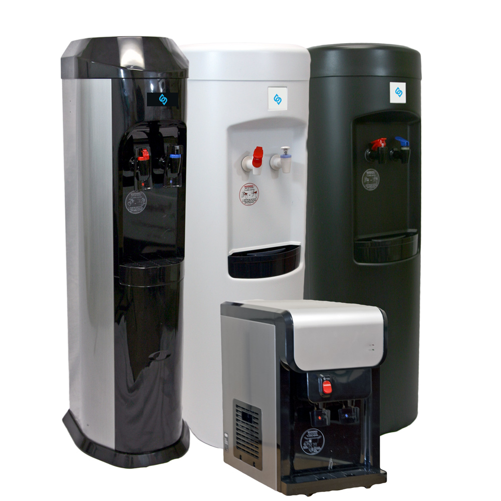 All of the BottleLess Direct water coolers