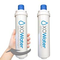 XO Water bottleless filter replacements